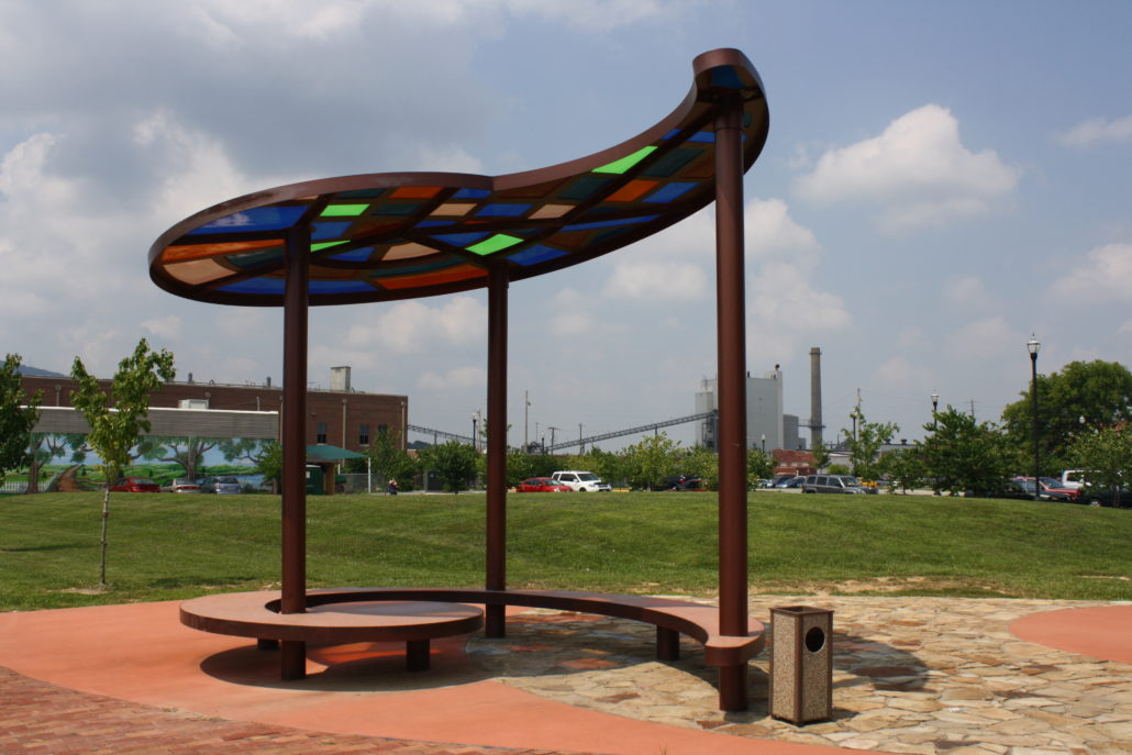 Permanent Public Art Welcome Kingsport Office Of Cultural Arts